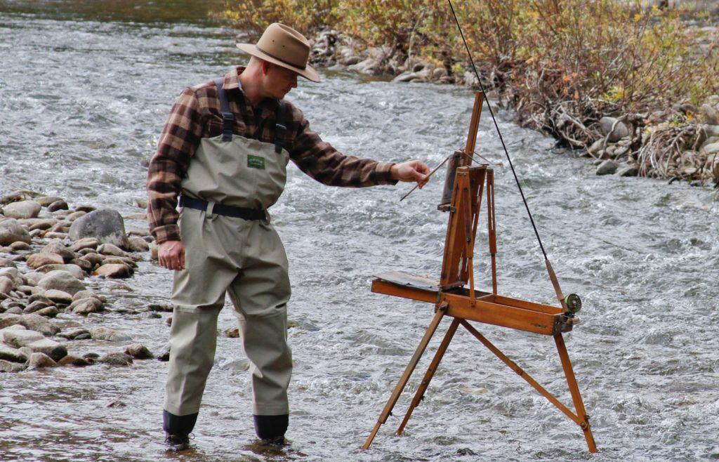 Artist Workshop - Brent Cotton