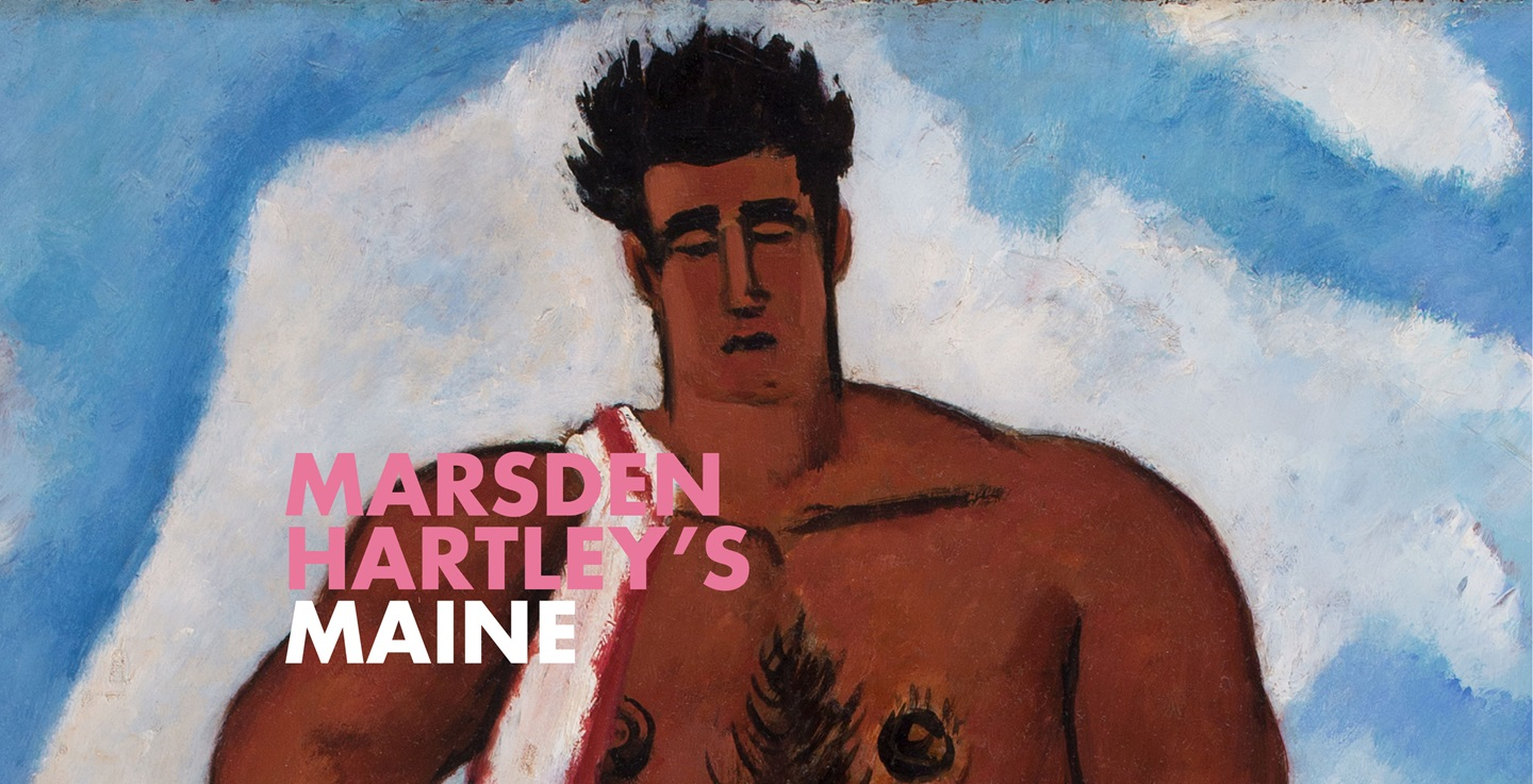 Marsden Hartley Met Breur Marsden Hartley's Maine