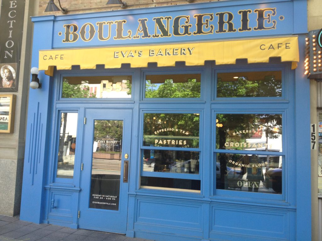 French bakery in Salt Lake City