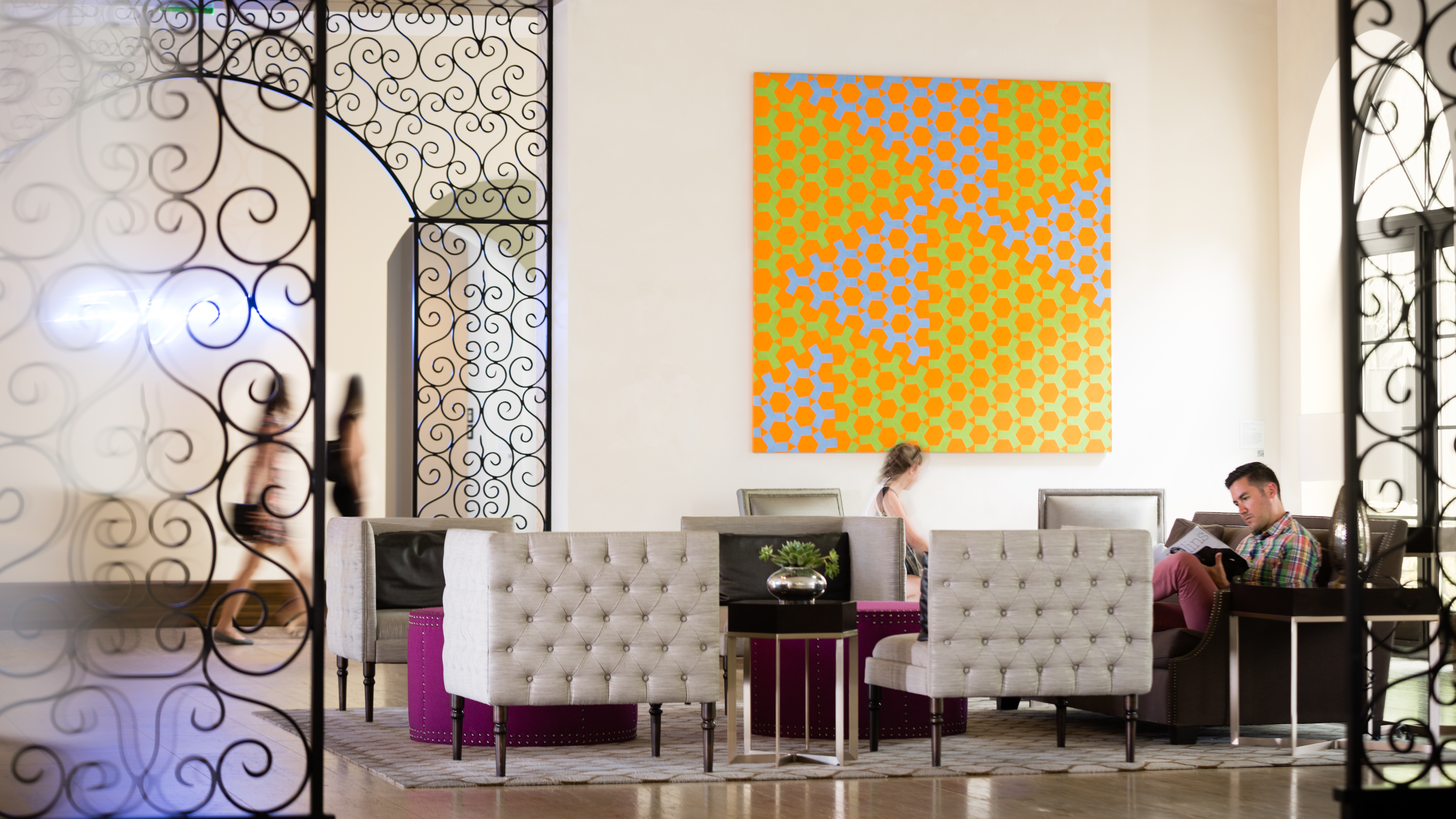 The Alfond Collection at the Alfond Inn