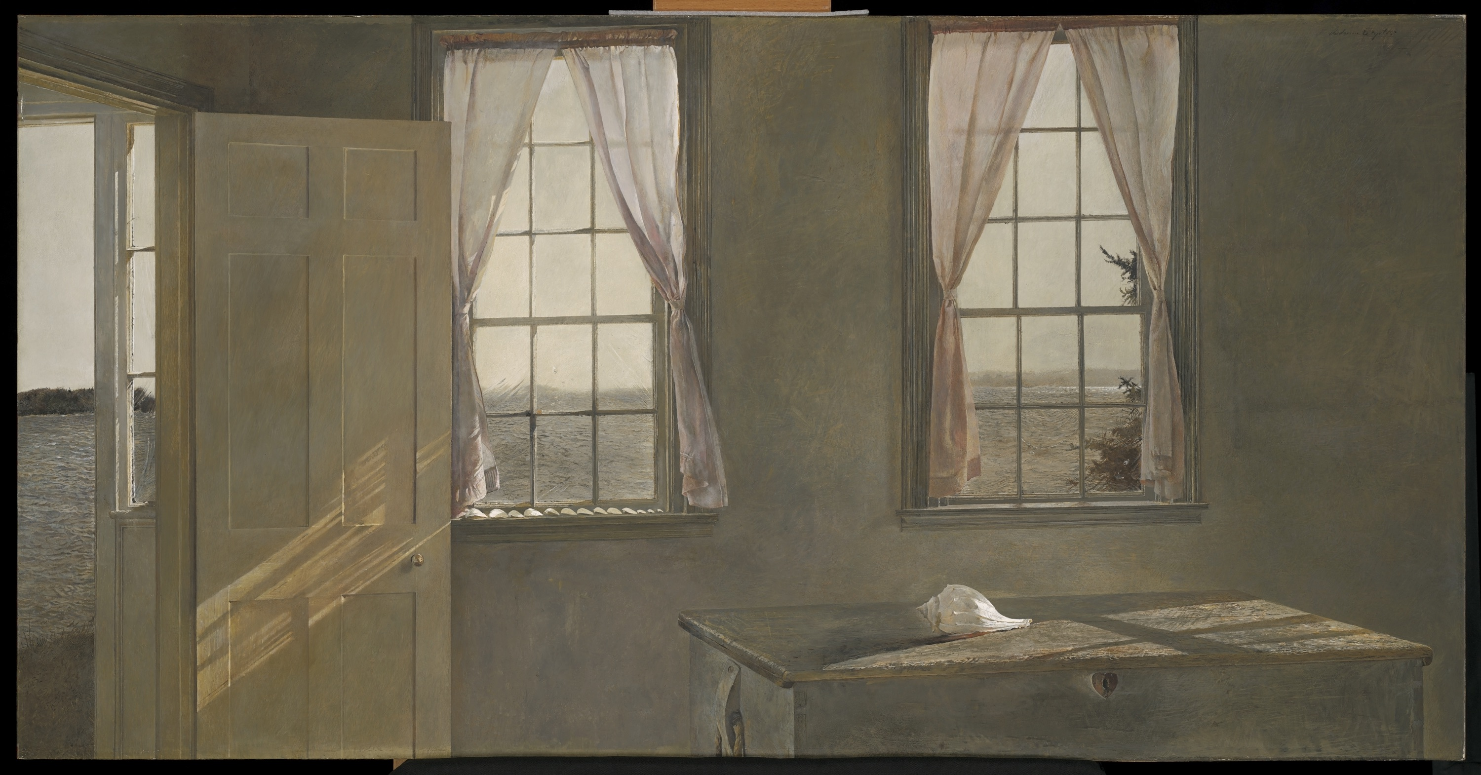 Her Room, Andrew Wyeth at 100