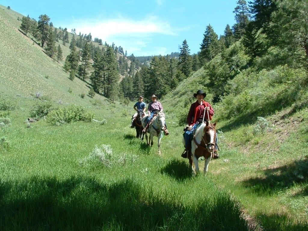 Triple Creek Ranch unplugged vacation