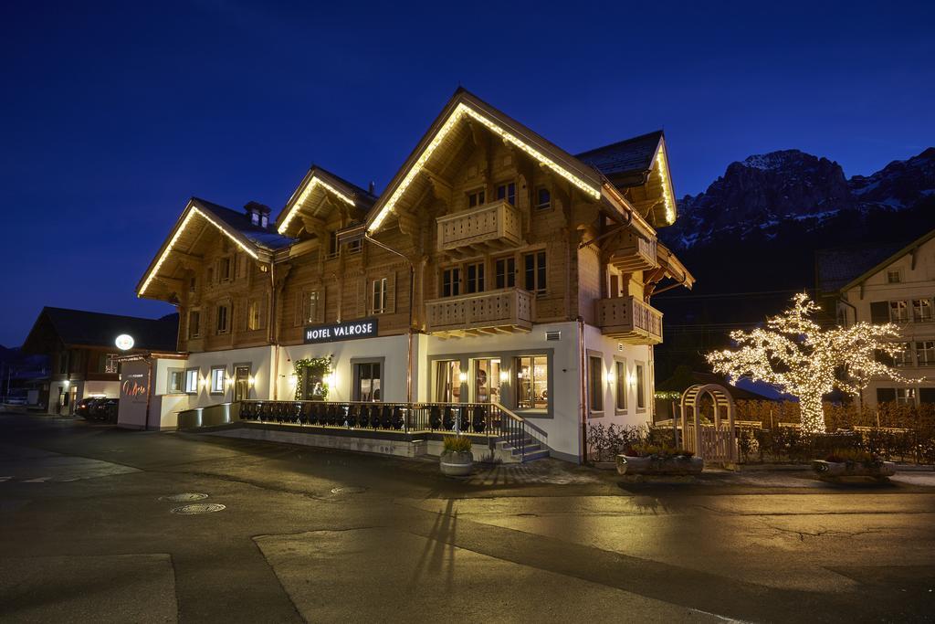 Hotel Valrose, Switzerland