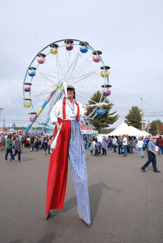 Maine's Fryeburg Fair